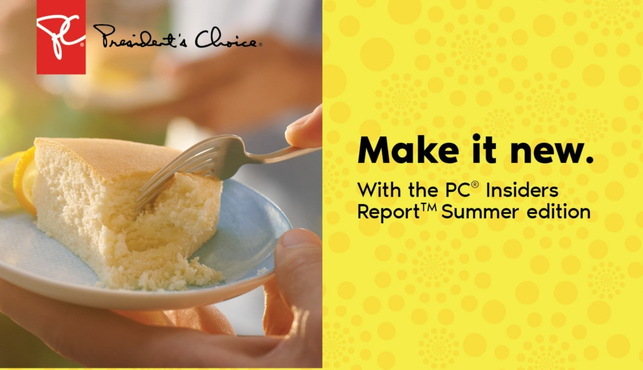 Make it new. With the PC® Insiders Report™ Summer edition