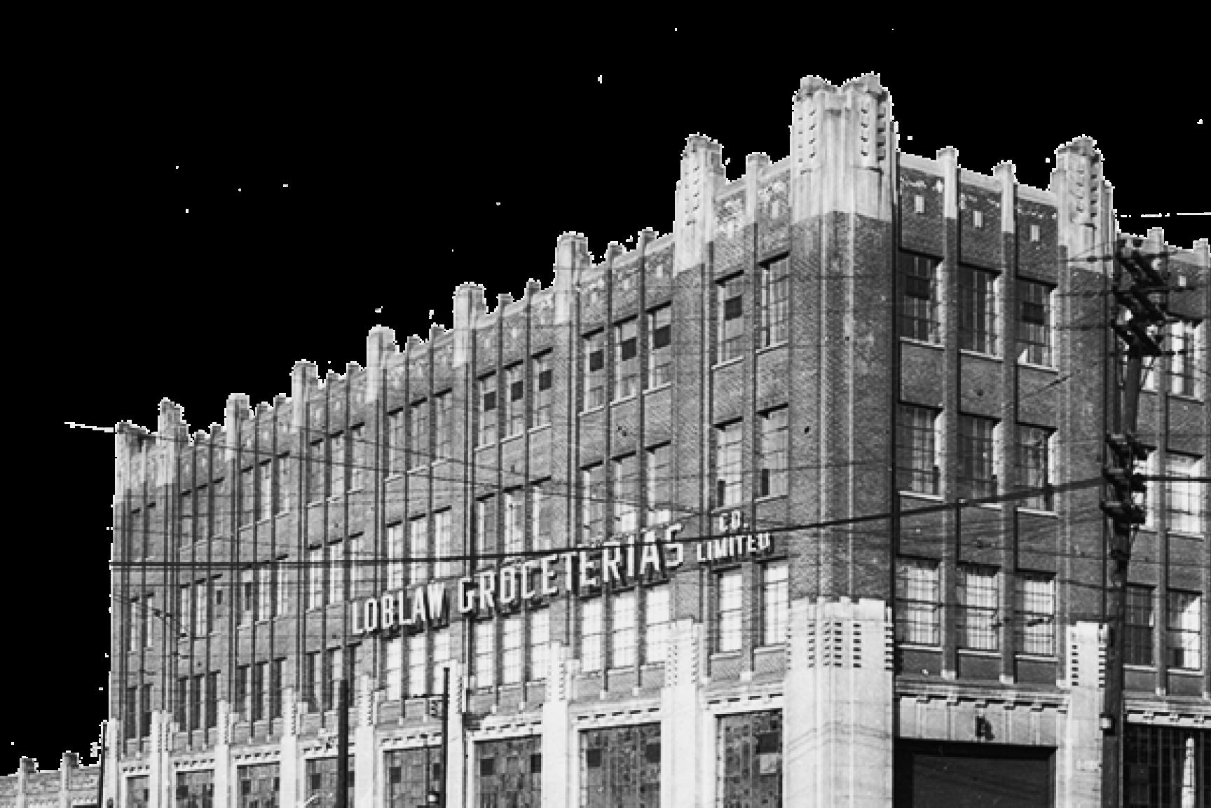 Loblaw Groceteria building