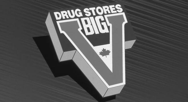 Logo des pharmacies Big V