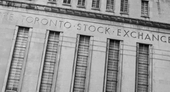 Bâtiment Bourse de Toronto