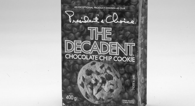 PC The Decadent Chocolate Chip Cookie package