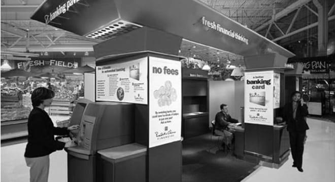 Kiosque PC Finance en magasin