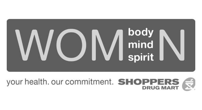 Le logo santé des femmes de Pharmaprix