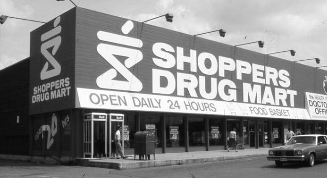 Bâtiment Pharmaprix