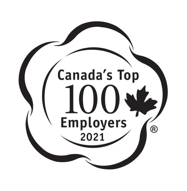 Canada's top 100 employers 2021