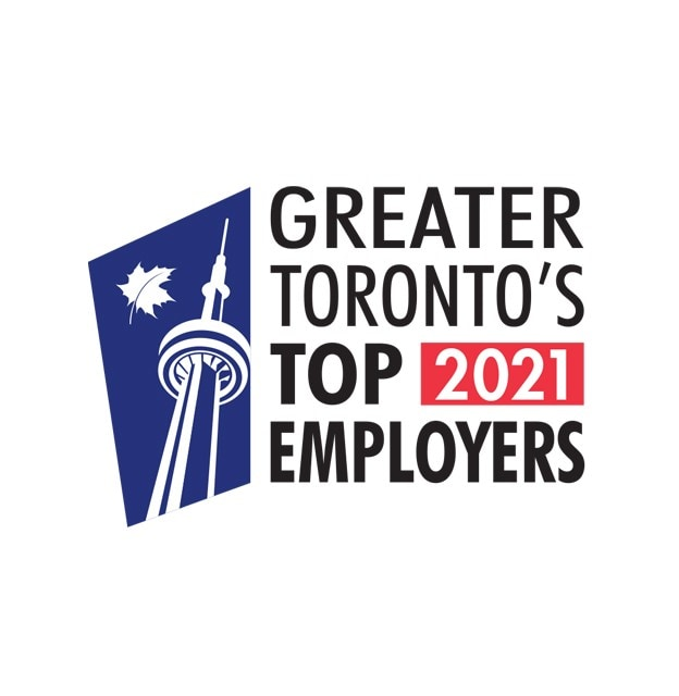 Greater Toronto's top employer 2021