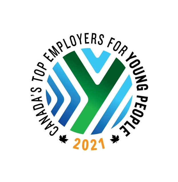 Canada's top employers for young people 2021