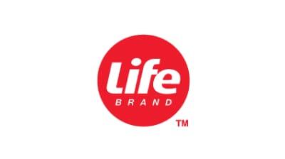 Life brand logo.