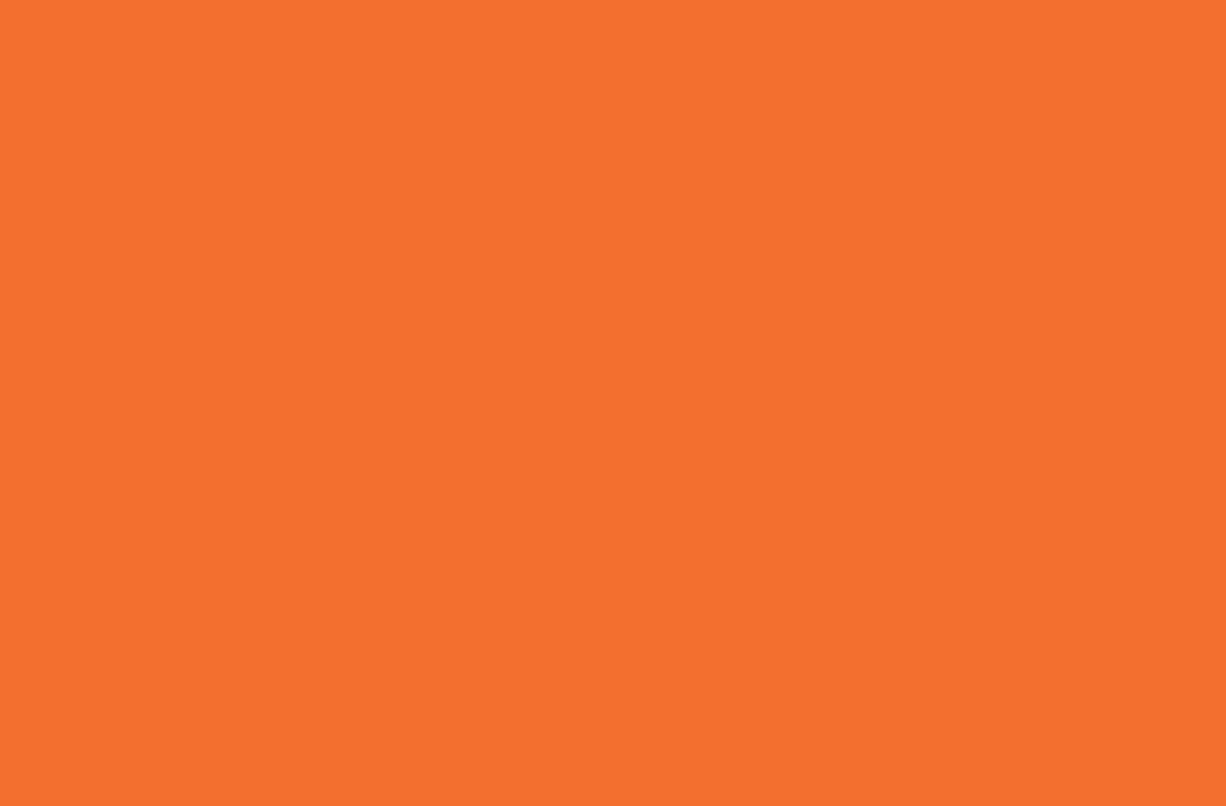 An image of an orange square that represents the Indigenous community