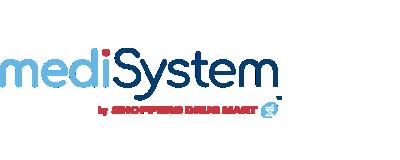 Logo de MediSystem