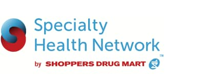 Specialty health network by shoppers logo