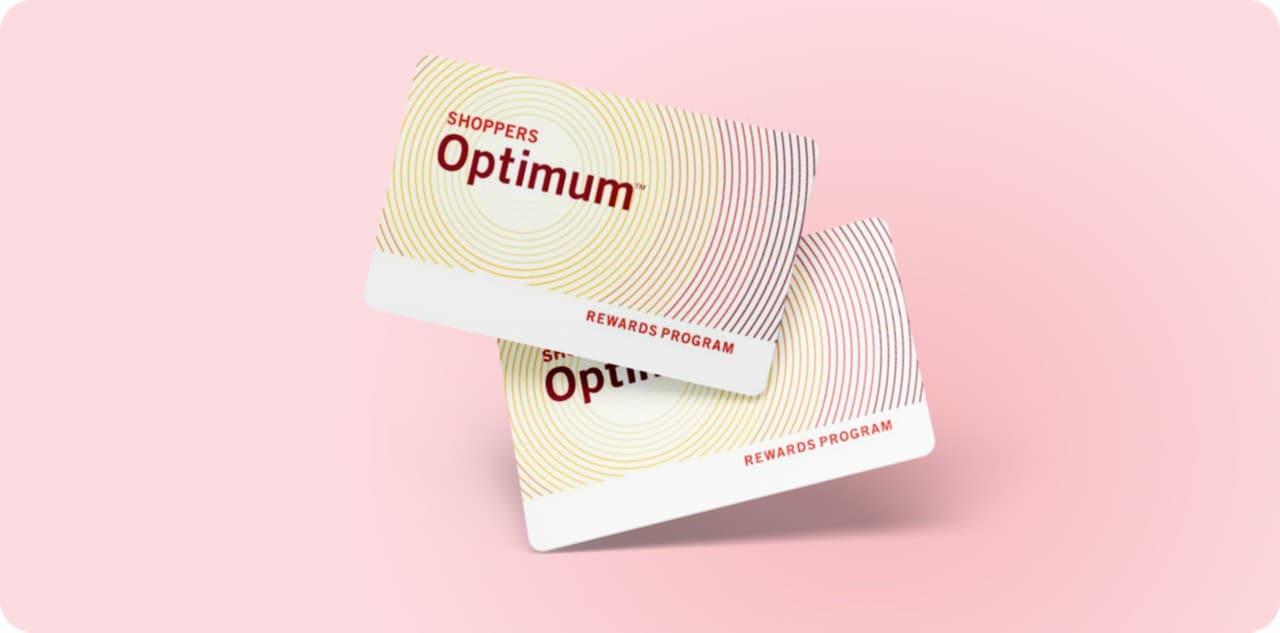 2 PC Optimum cards